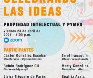 Celebrando las Ideas – Propiedad Intelectual y PYMES